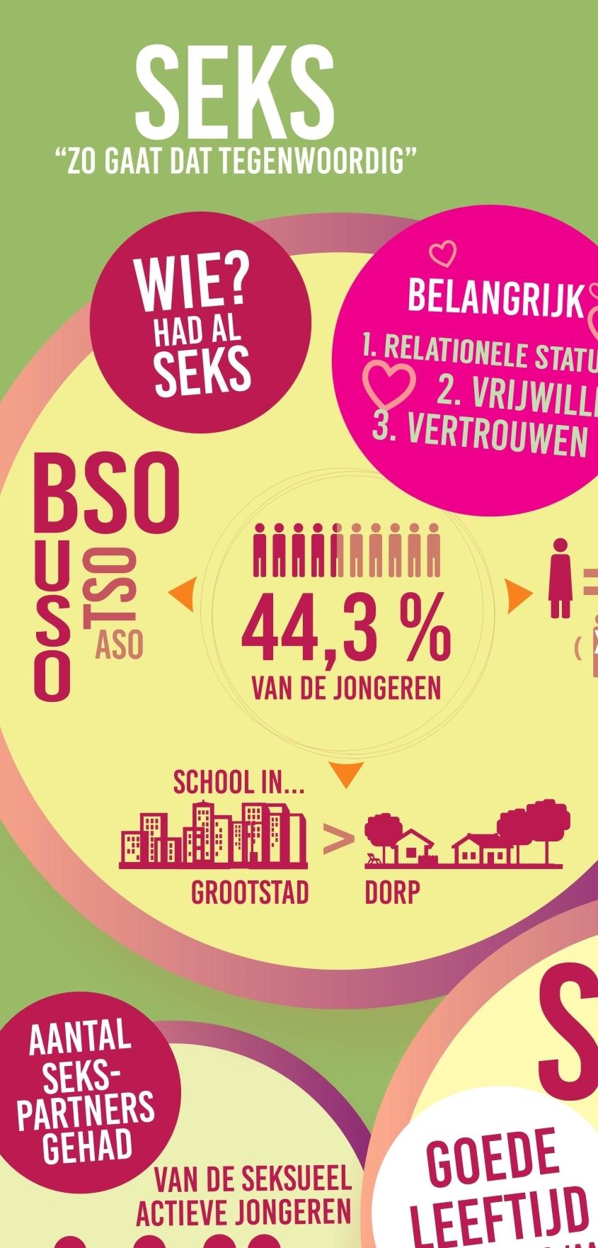 Vlaamse jongeren en seks